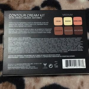 Anastasia Beverly Hills Makeup - Anastasia Beverly Hills contour cream kit